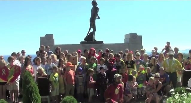 Video update 17: Thunder Bay, Terry Fox Tribute