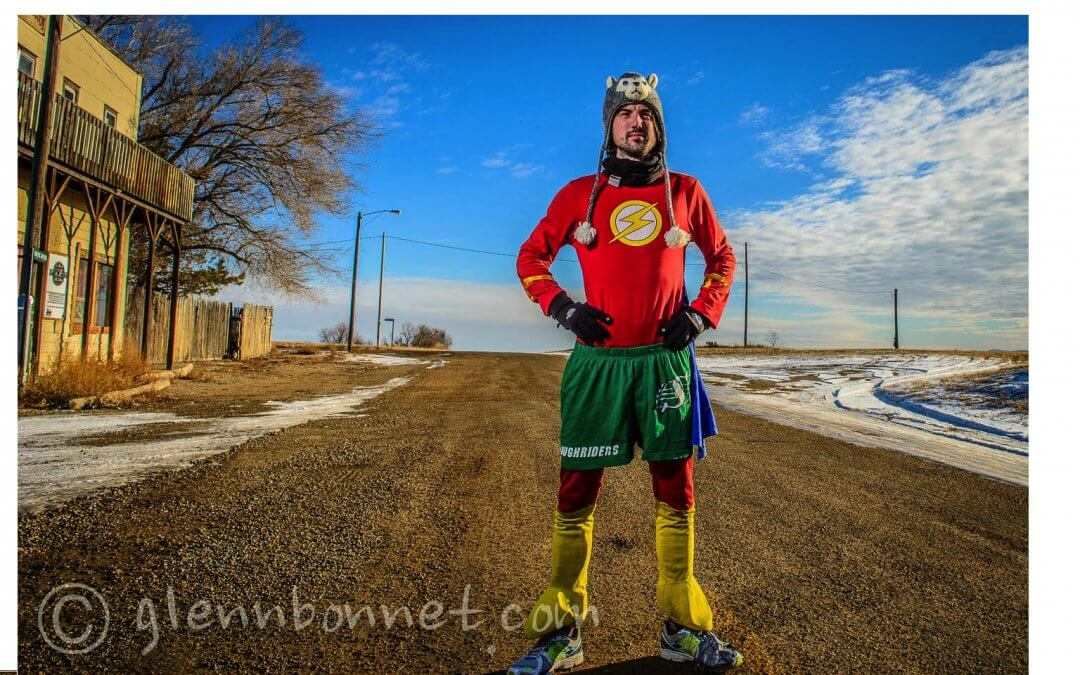 Press release: Real Life Super Hero Finishes Historic 5,000 Mile Run to Raise Money for Children's Charities, Becomes First Brit to Run Coast-to-Coast across Canada