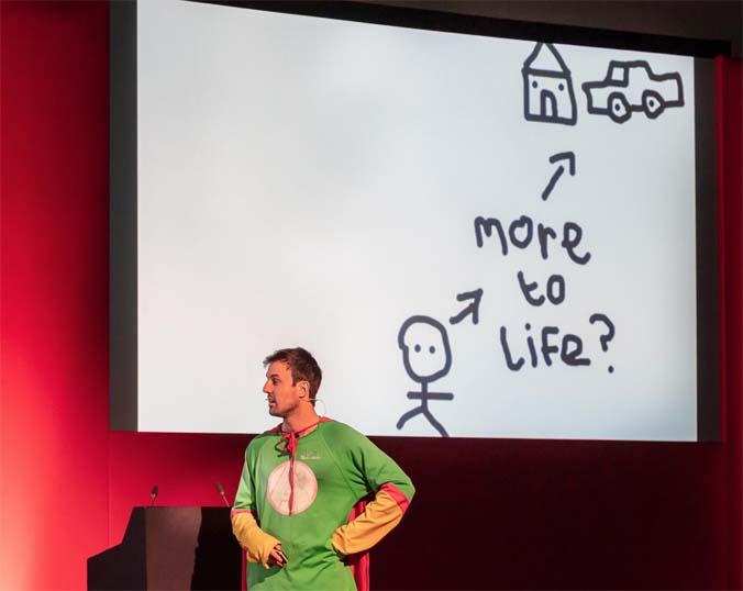 booking a motivational speaker uk